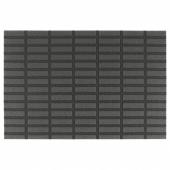 СИВЕСТЕД Придверный коврик,темно-серый
