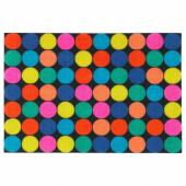 РОРСЛЕВ Придверный коврик,разноцветный